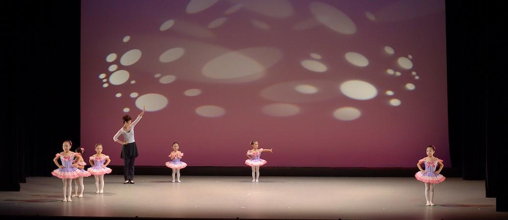 正しく学ぶ子供バレエ!フェアリークラスで楽しくバレリーナ!